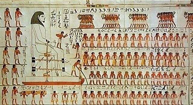 Recopilación de los Faraones Egiptos