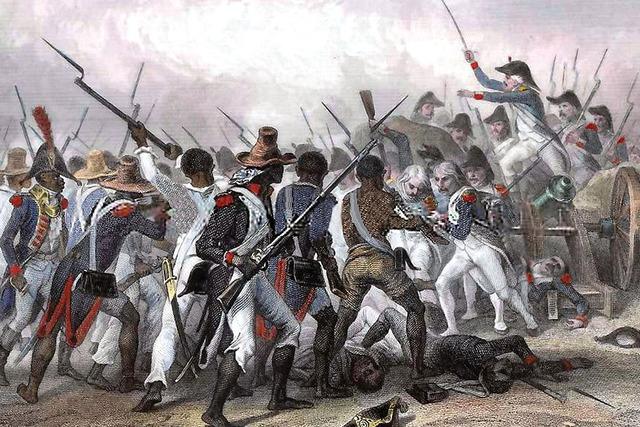 The Haitian Revolution pg.78