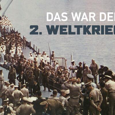 Verlauf 2. Weltkrieg timeline