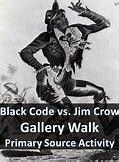 Black Codes and Jim Crow pg.126