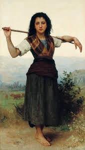 La Pastora (Bouguereau)