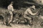 Els picapedrers de Gustave Courbet