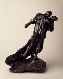 The Waltz (El gran vals) de Camille Claudel