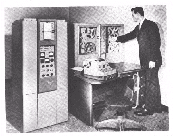 the second generation of computers