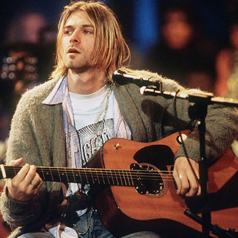 Last time Kurt Cobain seen alive