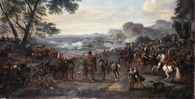 Début de la guerre de la ligue d'Augsbourg