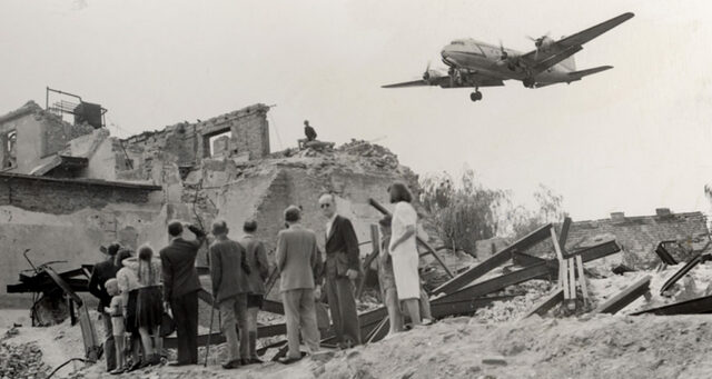 •Berlin Airlift (1948)