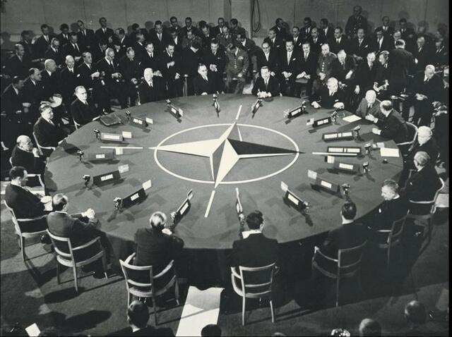 •NATO Formed (1949)
