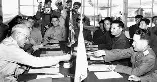 •Armistice Signed (1953)