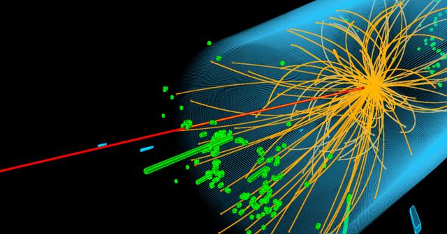 Descubrimiento del Bosón de Higgs.