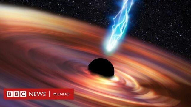 Radiación de Hawking.