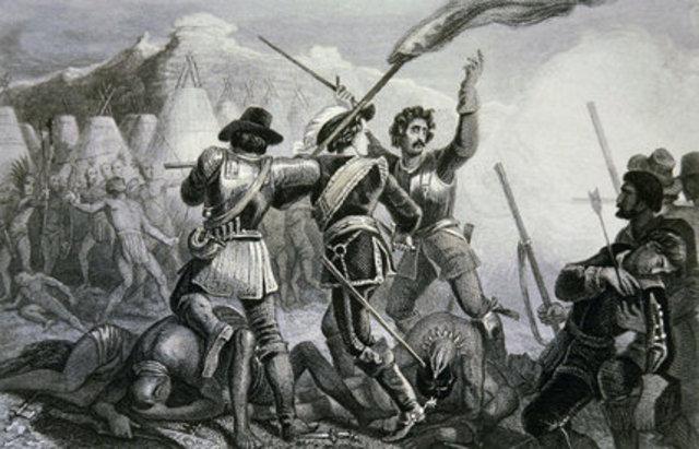 The Pequot Wars