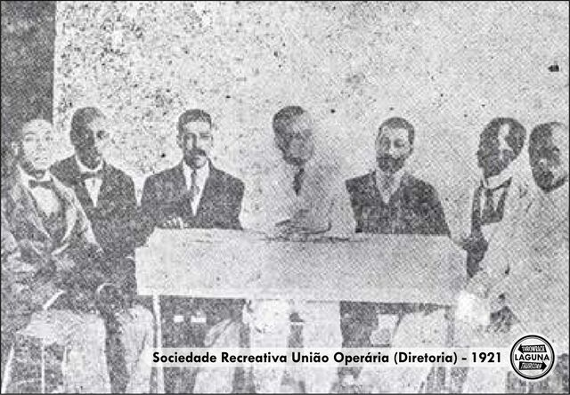 Sociedade Recreativa União Operária (Diretoria)