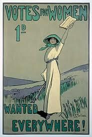 English Women Gain the Vote