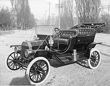Henry Ford Invents the Model T