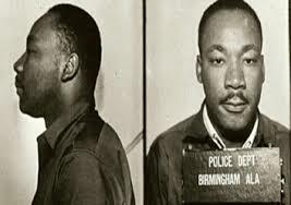 MLK Arrested!