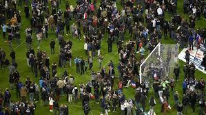 City Stadium Terrorist Attack