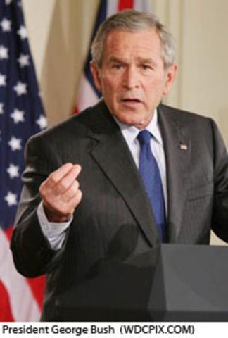 America attacks Iraq