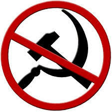Communism officially dissolved