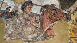 Campañas militares de Alejandro Magno timeline