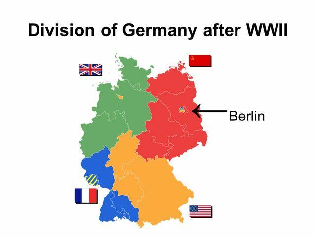 Germany Devided