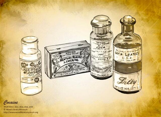 odontología y cocaina