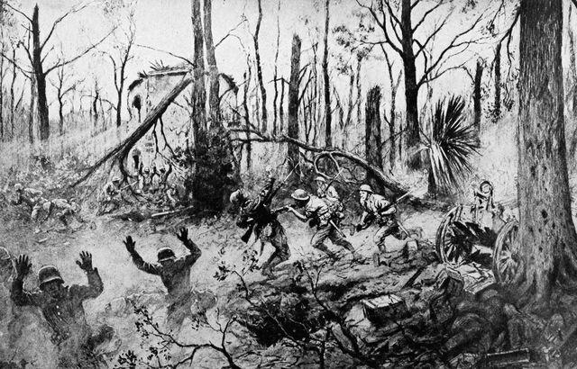 The Battle of Belleau