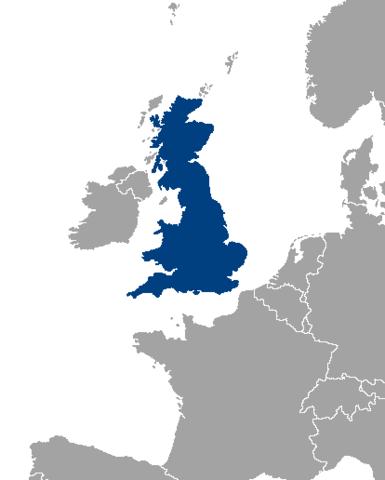 Formation de la Grande-Bretagne