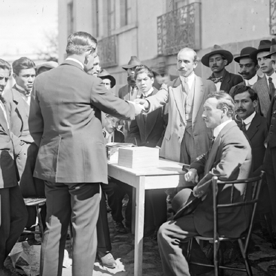 HISTORIA DEL DERECHO ELECTORAL EN MÉXICO / HISTORY OF ELECTORAL LAW IN MEXICO timeline