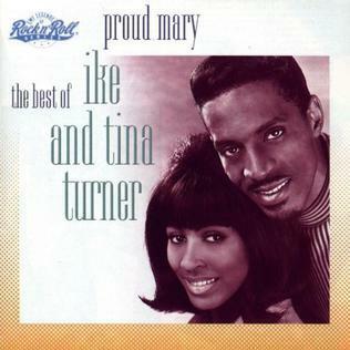 """Ike & Tina Turner - """"Proud Mary"""""""
