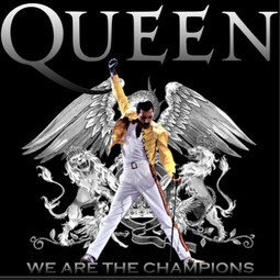 """Queen - """"We Are The Champions"""""""