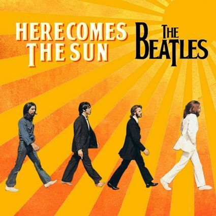 the beatles • here comes the sun