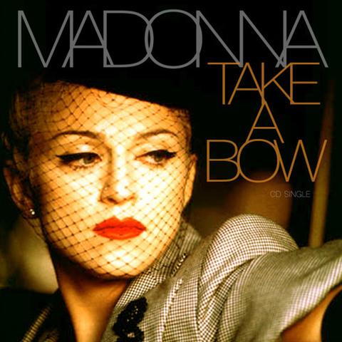 """Madonna """"Take A Bow"""""""