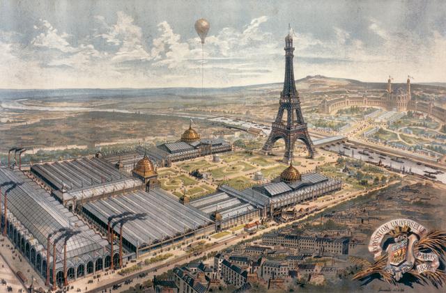 Paris World Fair 1889