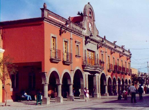 Segunda fundación de la Villa de Guadalajara en Tonalá.