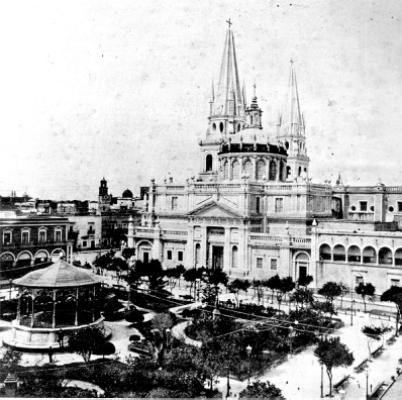El 14 de febrero, se lleva a cabo la cuarta fundación y asiento definitivo de Guadalajara en el Valle de Atemajac.