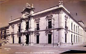 Es creado el Instituto de Ciencias del estado.