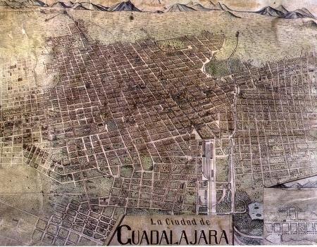 Es creada la Zona Industrial de Guadalajara.