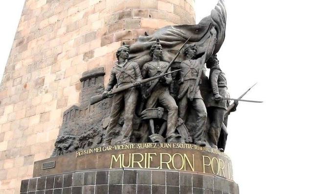 Monumento en honor a los Niños Héroes