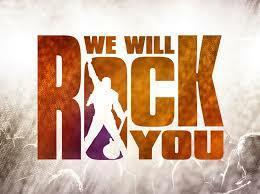 We Will Rock You  - Queen