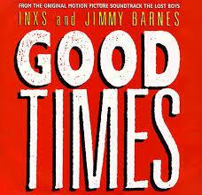 Good Times - Jimmy Barnes