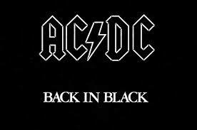 Back In Black - ACDC