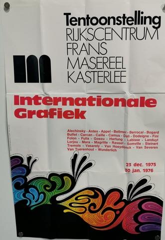 Internationale Grafiek