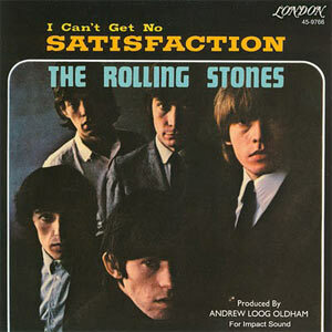 I Cant Get No Satisfaction