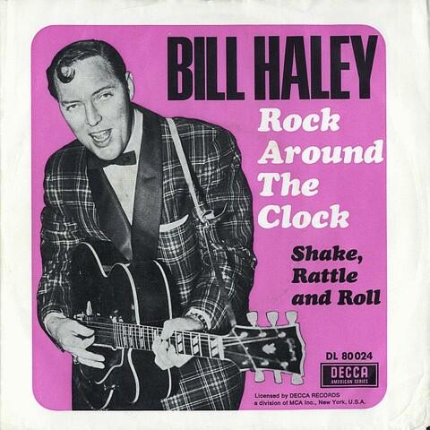 Bill Haley • rocking around the clock