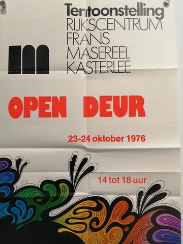 Open deur 1976