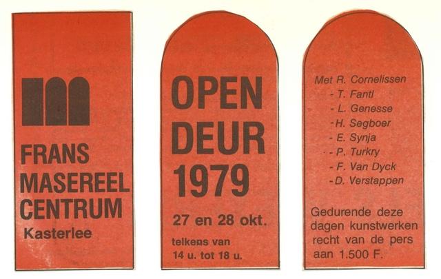 Open deur 1979