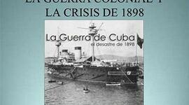 EJE CRONOLÓGICO UNIDADES 7.1 y 7.2: El régimen de la Restauración. Características y funcionamiento del sistema canovista - Guerra colonial y crisis de 1898. timeline