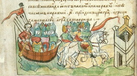 Ιστορία Μεσαιωνικής Ρωσίας timeline