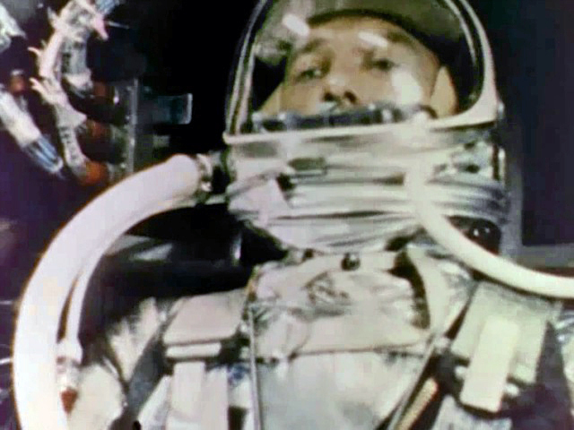 First United States human spaceflight